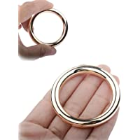 Z-one 1 Hombre Ejercicio Metal Teardrop Taint Ring