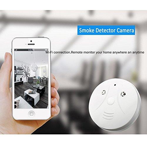 camxsw wifi network hidden camera smoke detector wifi pinhole hidden wireless. Black Bedroom Furniture Sets. Home Design Ideas