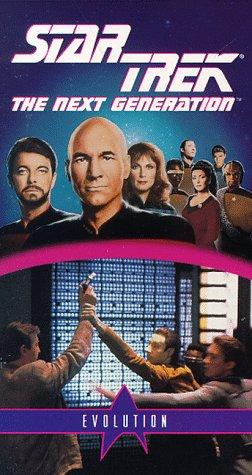 Star Trek - The Next Generation, Episode 50: Evolution [VHS]