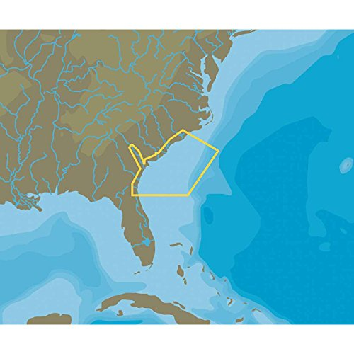 C-Map Nt+ Na-C337 C-Card Format Wilmington-Jacksonville - NA-C337C/CARD by C-MAP (Image #1)
