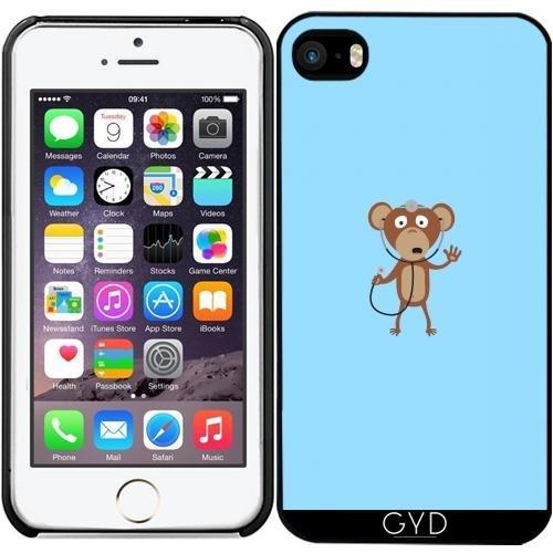 Coque pour Iphone SE - Singe Médecin by ilovecotton