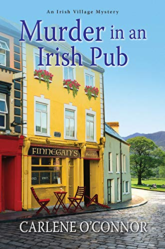 Murder in an Irish Pub (An Irish Village Mystery Book 4)