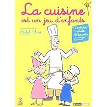 La Cuisine est un jeu d'enfants - Coffret