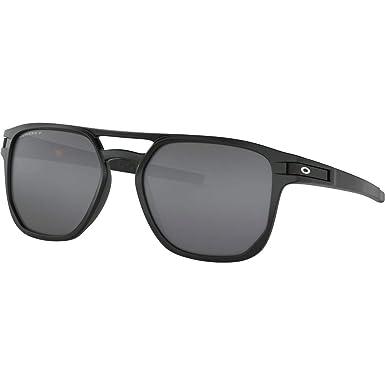 288f1da9f2 Amazon.com  Oakley Men s Latch Beta Polarized Iridium Square ...