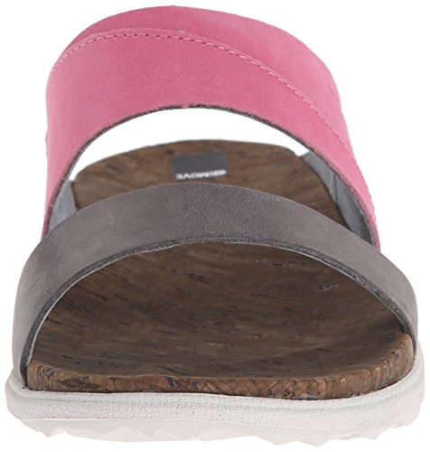 Merrell Womens Around Town Slide Sandaal Roos