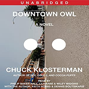 Downtown Owl Audiobook