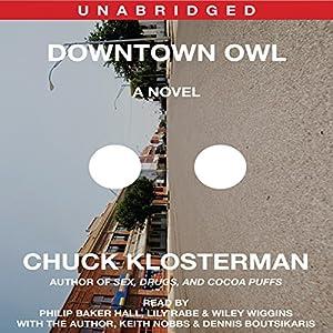 Downtown Owl Audiobook