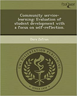 Buy Community Service-Learning: Evaluation of Student Development