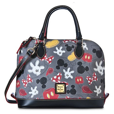 Dooney & Bourke Best of Mickey Satchel by Dooney & Bourke