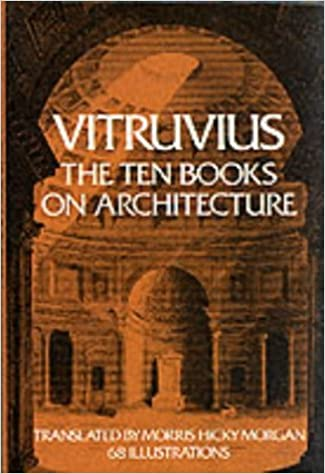 Book Vitruvius: The Ten Books on Architecture [Books I-X ]: Bks. I-X