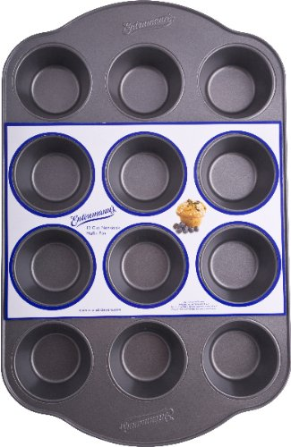 Classic 12 Cup Muffin Pan Case Pack 12 Home Kitchen Furniture Decor