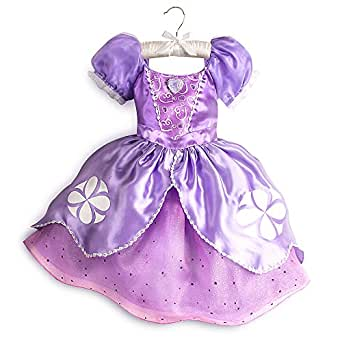 Disney Sofia the First Costume for Kids Size 5/6