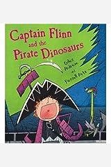 Captain Flinn and the Pirate Dinosaurs Hardcover