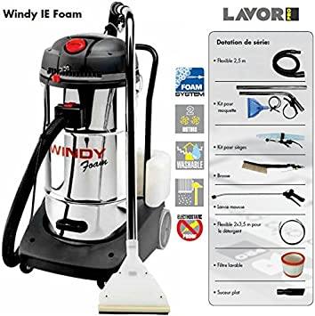 Lavor Pro – Aspirador de agua y polvo (/injecteur-extracteur 2400 ...