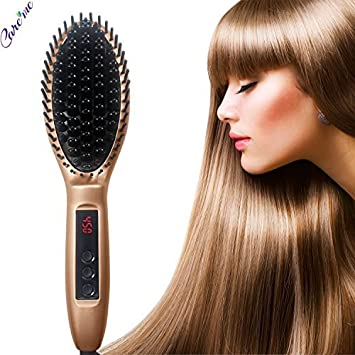 1e3f3b8b08f18 Careme Hair Straightening Brush for Beauty Salon Styling -Summer Sale 35%  OFF- Professional