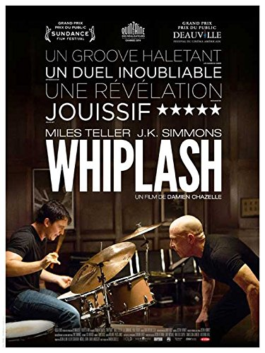 Whiplash  27x40 Movie Poster