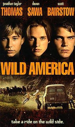 Wild America Scott Bairstow