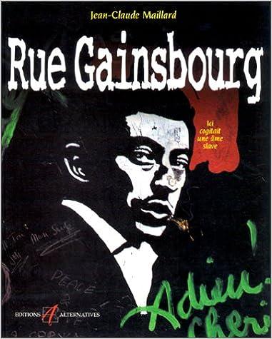 Lire en ligne Rue Gainsbourg pdf