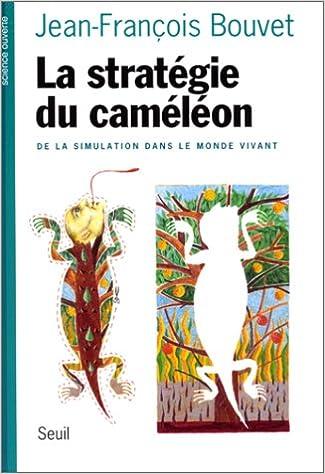 Livre gratuits en ligne La stratégie du caméléon pdf ebook