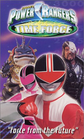 Power Ranger Time Force - Power Rangers Time Force - Force From the Future [VHS]