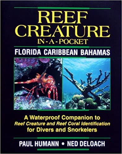 Reef Creature In-A-Pocket (Waterproof): Florida, Caribbean, and Bahamas