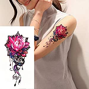 7pcs etiqueta engomada d pegatina baratos tatuaje pegatinas ...