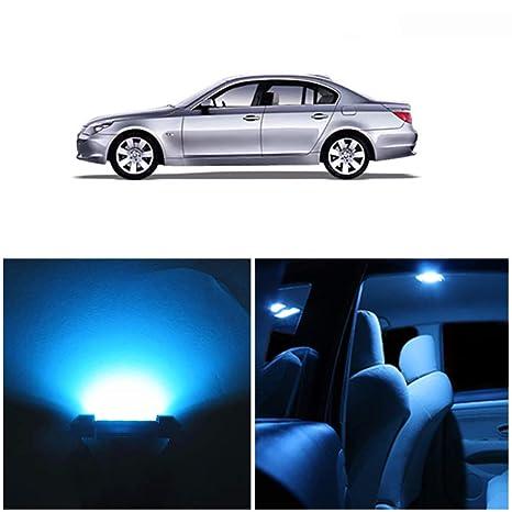 WLJH LED Canbus Error libre Kit de bombilla de paquete de luz LED automóvil Kit de