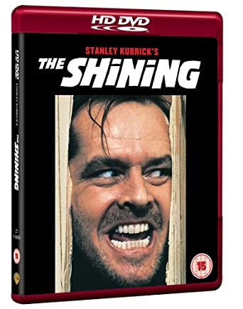 The Shining Hd Dvd Amazoncouk Jack Nicholson Shelley
