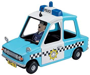 Born To Play Postman Pat Police Car Pc Selby