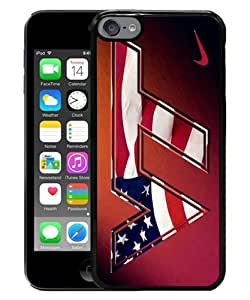iPod Touch 6 Case ,virginia tech hokies 01 Black iPod Touch 6 Cover Unqiue And Durable Custom Designed Phone Case