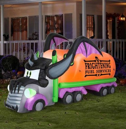 Outdoor Halloween Inflatables