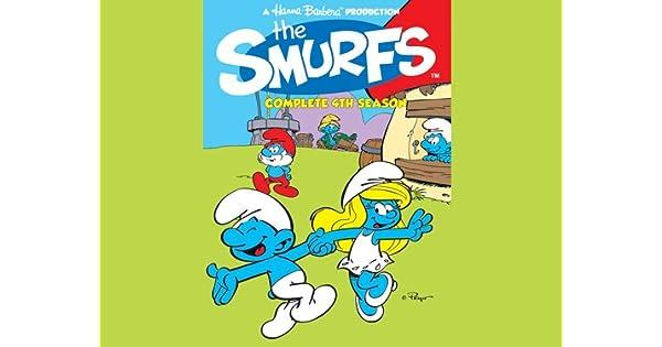 The Smurfs - Season 4: Don Messick, Danny Goldman, Lucille