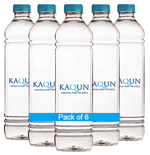 Water Oxygenated (KAQUN WATER 6-pack, Oxygenated, refreshing, pronounced Cocoon)