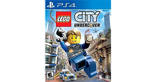 Amazoncom Lego City Undercover Playstation 4 Whv Games Video Games