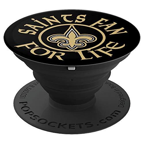 Saints Fan for Life Nola New Orleans Football