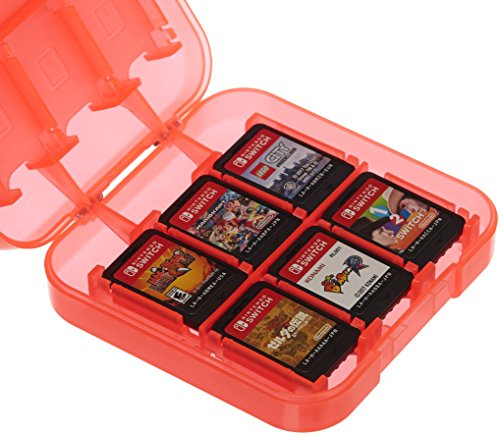 orage Case for Nintendo Switch - Red ()