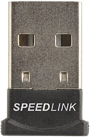 VIAS Nano USB Bluetooth 4.0 Adapter, black