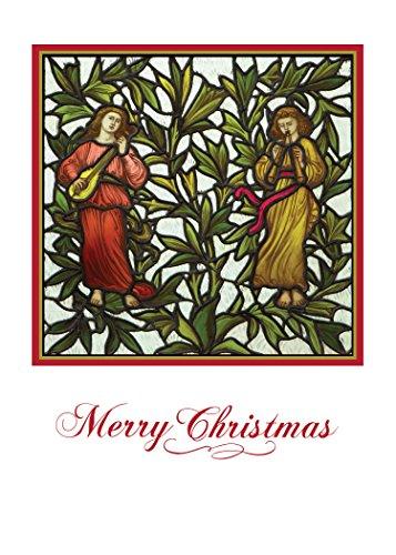 Art Institute of Chicago AIX01 William Morris - 16 Cards/Envelopes Boxed Christmas