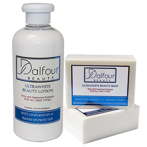 Dalfour Beauty Ultrawhite Set Lotion product image