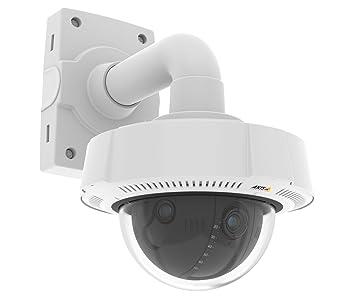 Axis Q3708-PVE Cámara de Seguridad IP Interior y Exterior Blanco 2560 x 1440Pixeles -