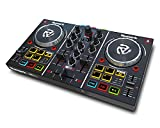 Numark-Party-Mix-Starter-DJ-Controller-with-Built-In-Sound-Card-Light-Show-and-Virtual-DJ-LE-Software