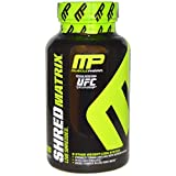 Muscle Pharm Shred Matrix 120 Caps Review