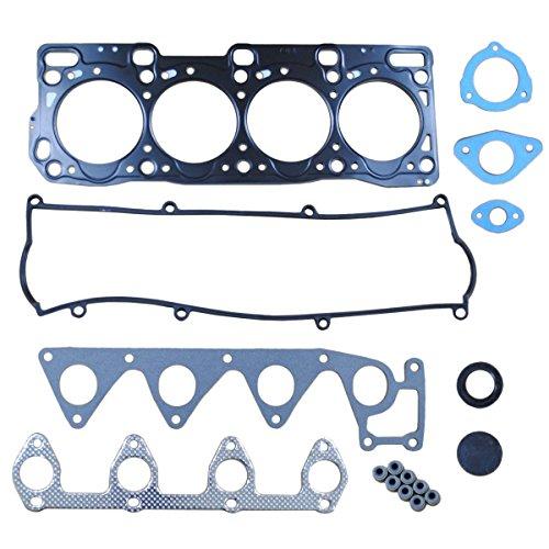 (Cylinder Head Gasket Set For Mazda E2200 Bongo E-Series SR2 84-95 2.2L R2 Diesel )