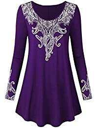 Newest Arrivals Winter Casual Printed T-Shirt Dress O-Neck Long Sleeve Tunic Swing