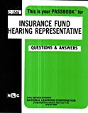 Insurance Fund Hearing Representative, Jack Rudman, 0837315468