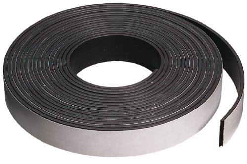 Magnet Tape Adhesive Backed Flexible Magnetic 1 2 Inch X