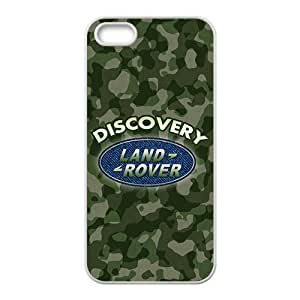 Happy Land rover sign fashion cell phone case for iPhone 5S