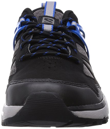 SalomonInstinct Pro - Zapatillas de Running para Asfalto Hombre Negro - Schwarz (Detroit/Black/Union  Blue)