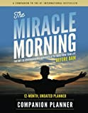 img - for The Miracle Morning Companion Planner book / textbook / text book