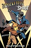 img - for Rocketeer / The Spirit: Pulp Friction (Rocketeer & Spirit) by Mark Waid (2014-05-06) book / textbook / text book